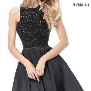 Sherri Hill dress, size 00